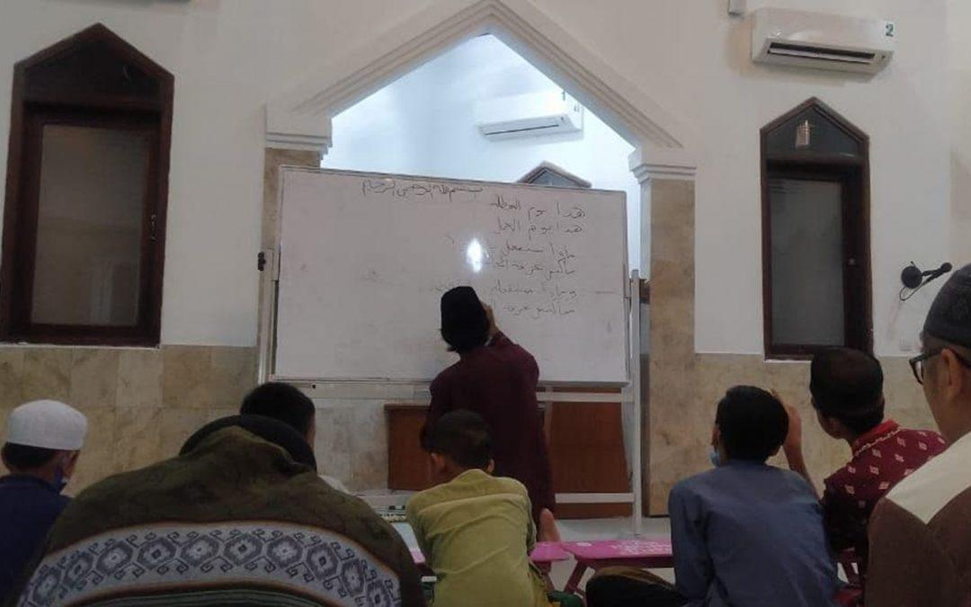 Pembelajaran Bahasa Arab Masjid At-Taqwa