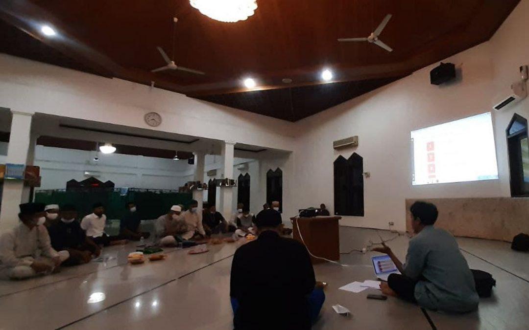 Rapat Finalisasi & Laporan Persiapan Kegiatan Ramadhan 1442H